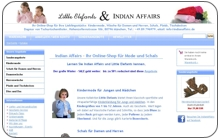 Little Elefants & Indian Affairs