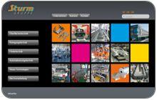 CMS Joomla und Betreuung Webseite für Sturm Holding GmbH