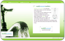 Programmierung und Umsetzung WordPress Wasserversorgung Bayerischer Wald