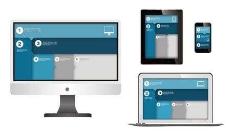 Webentwicklung Responsives Webdesign