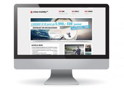 Urban Mobility Germany Authorized Segway Distributor GmbH
