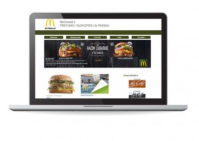 McDonald's Freyung | Vilshofen | 3x Passau