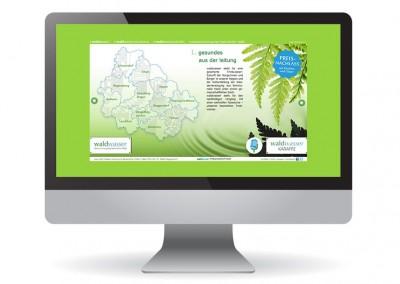Wasserversorgung Bayerischer Wald