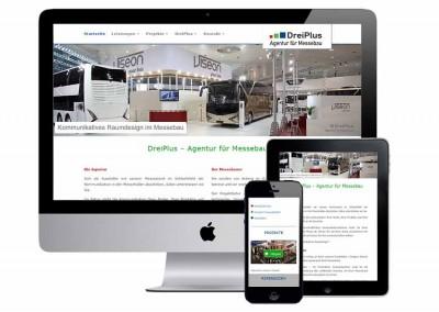 DreiPlus – Agentur für Messebau