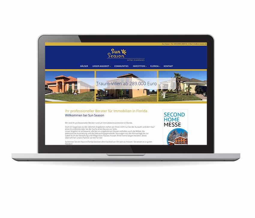 SunSeason - Immobilien in Florida